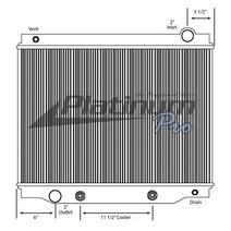 Radiator FORD F700 LKQ KC Truck Parts Billings