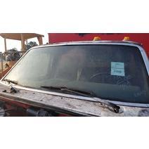 Windshield Glass FORD F700 B & W  Truck Center