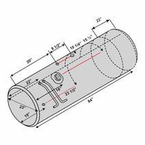 Fuel Tank FREIGHTLINER COLUMBIA 120 (1869) LKQ Thompson Motors - Wykoff
