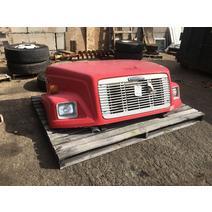 Hood FREIGHTLINER FL70 Camerota Truck Parts