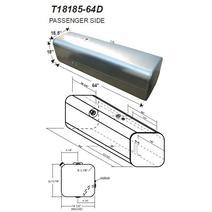 Fuel Tank FREIGHTLINER M2 106 LKQ Heavy Duty Core