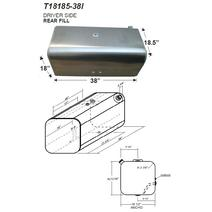 Fuel Tank FREIGHTLINER M2 106 LKQ Plunks Truck Parts And Equipment - Jackson
