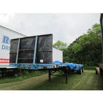 Trailer FRUEHAUF FLATBED TRAILER LKQ Heavy Truck - Tampa