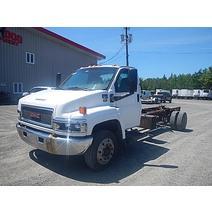 Complete Vehicle GMC C5500 Big Dog Equipment Sales Inc