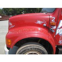 Hood INTERNATIONAL 4700LP LKQ Heavy Truck Maryland