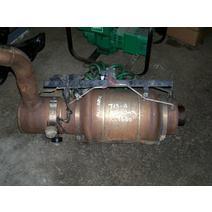 DPF (Diesel Particulate Filter) INTERNATIONAL 7600 White & Bradstreet Inc.