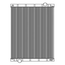 Radiator INTERNATIONAL 8100 LKQ Western Truck Parts