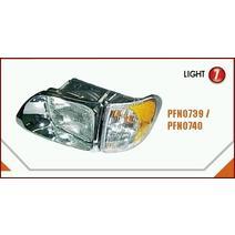 Headlamp Assembly INTERNATIONAL 9200 LKQ Heavy Duty Core