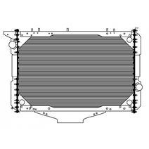 Radiator INTERNATIONAL 9400 LKQ KC Truck Parts Billings