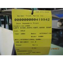 Door Assembly, Front INTERNATIONAL 9400I LKQ Geiger Truck Parts
