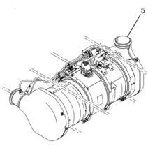 DPF (Diesel Particulate Filter) INTERNATIONAL LT625 Camerota Truck Parts