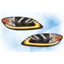 Headlamp Assembly INTERNATIONAL PROSTAR LKQ Heavy Duty Core