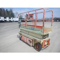 Equipment (Whole Vehicle) JLG 2033-E Big Dog Equipment Sales Inc