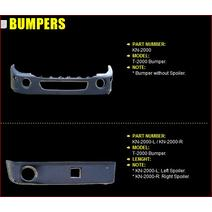 Bumper Assembly, Front KENWORTH T2000 LKQ Acme Truck Parts