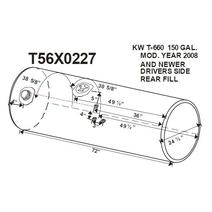 Fuel Tank KENWORTH T660 LKQ Western Truck Parts