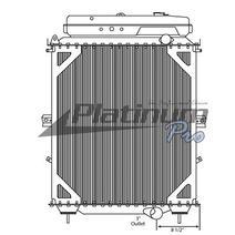 Radiator KENWORTH T800 LKQ Evans Heavy Truck Parts