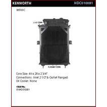 Radiator KENWORTH W900 LKQ Acme Truck Parts