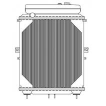 Radiator KENWORTH W900 LKQ Heavy Truck - Tampa