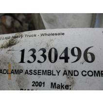 Headlamp Assembly MACK CH612 LKQ Wholesale Truck Parts