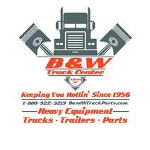 Headlamp Assembly MACK CH613 B & W  Truck Center