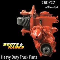 Rears (Front) MACK CRD92 Boots & Hanks Of Ohio