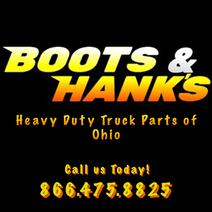 Rears (Rear) MACK CRD93 Boots & Hanks Of Ohio
