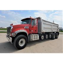 Complete Vehicle MACK GU713 Sam's Riverside Truck Parts Inc