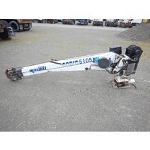 Equipment (Mounted) MAXLIFT 5105-XP-E-12 Cobra stiff boom crane Big Dog Equipment Sales Inc