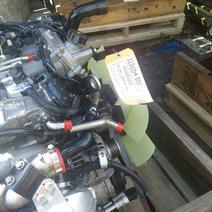 Engine Assembly Mitsubishi 4P10 (T5) Camerota Truck Parts