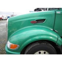 Hood PETERBILT 386 LKQ Heavy Truck Maryland