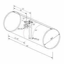 Fuel Tank PETERBILT 389 (1869) LKQ Thompson Motors - Wykoff