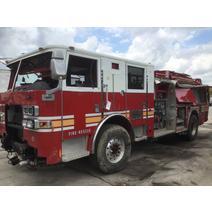 Complete Vehicle PIERCE FIRE/RESCUE LKQ Heavy Truck - Goodys
