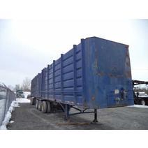 Trailer TITAN B-train open top steel trailer Big Dog Equipment Sales Inc